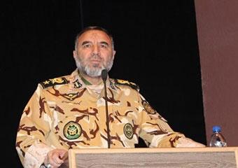 جانشین فرمانده نزاجا: نیروهای مسلح برای پاسخ هر تهدیدی آماده هستند