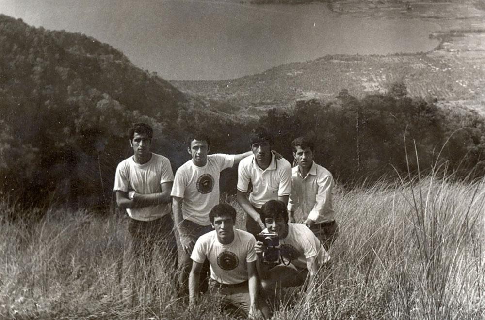فوتبال تهران قدیم