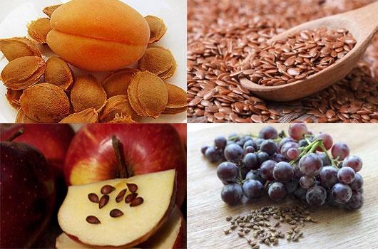 ۴ هسته میوه ضد سرطان