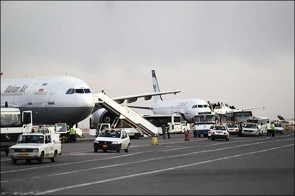 تاخیر ۱۴ ساعته پرواز تهران - مالزی یک شرکت هواپیمایی