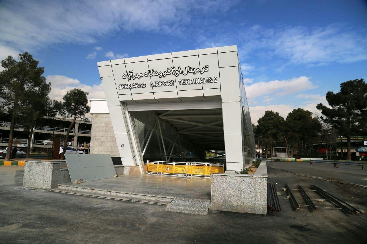 ۲۰ دی ۹۴ | متروی تهران به فرودگاه مهرآباد میرسد
