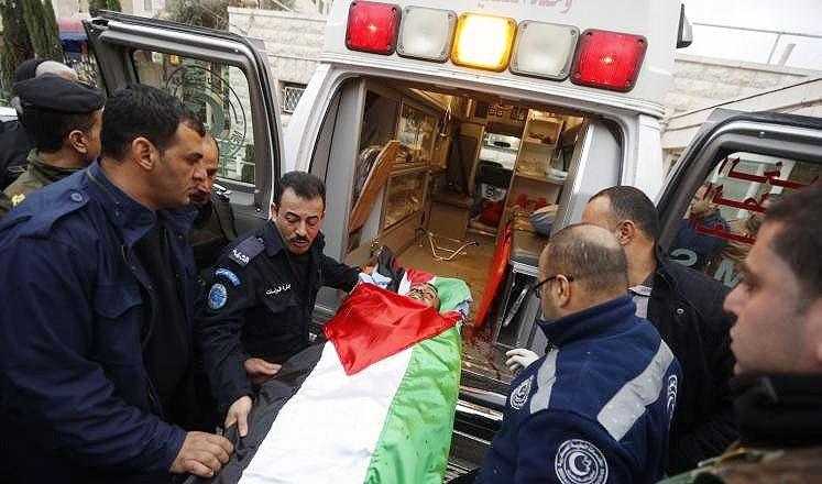 شهادت ۴ جوان فلسطینی در الخلیل |شمار شهدای انتفاضه به ۱۴۹ تن رسید