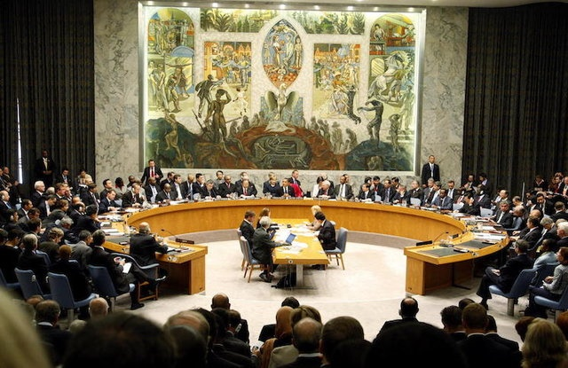 روسیه رئیس دوره ای شورای امنیت شد