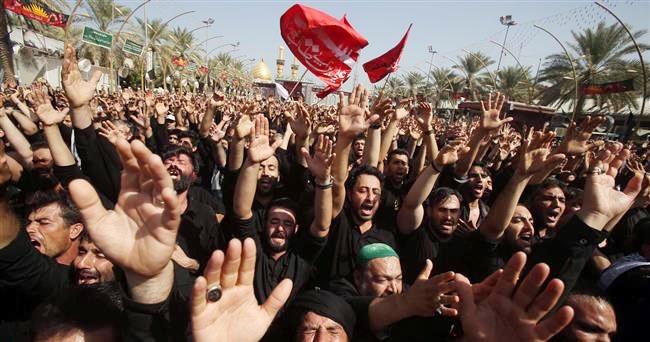 مراسم عزاداری ماه محرم شیعیان در سراسر جهان