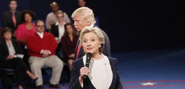 پیشتازی ۸ درصدی کلینتون از ترامپ در آخرین نظرسنجی