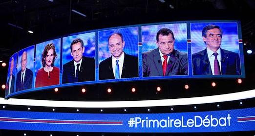 فرانسه | مناظره رقبای راست میانه بر سر نامزدی ریاست جمهوری