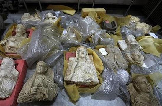 همکاری داعش و مافیا در مبادله اسلحه و آثار باستانی