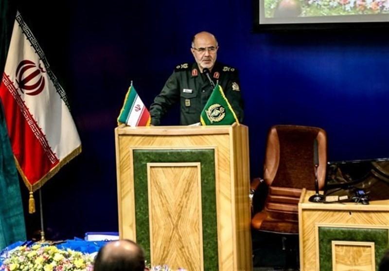 پیام صلح و دوستی ملت ایران در مسابقات والیبال نظامیان جهان