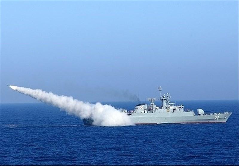 ناوهای جنگی ایران و آذربایجان در سواحل باکو رزمایش مشترک برگزار میکنند