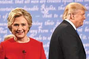 تقلب؛ کلیدواژه انتخابات آمریکا