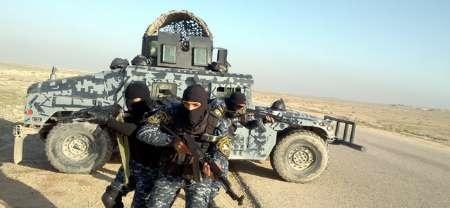 نیروهای پلیس فدرال عراق ۵۶ چاه نفتی در جنوب نینوا را آزاد کردند