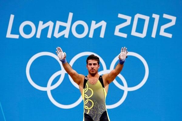 مدال نقره رستمی در المپیک لندن قطعی شد