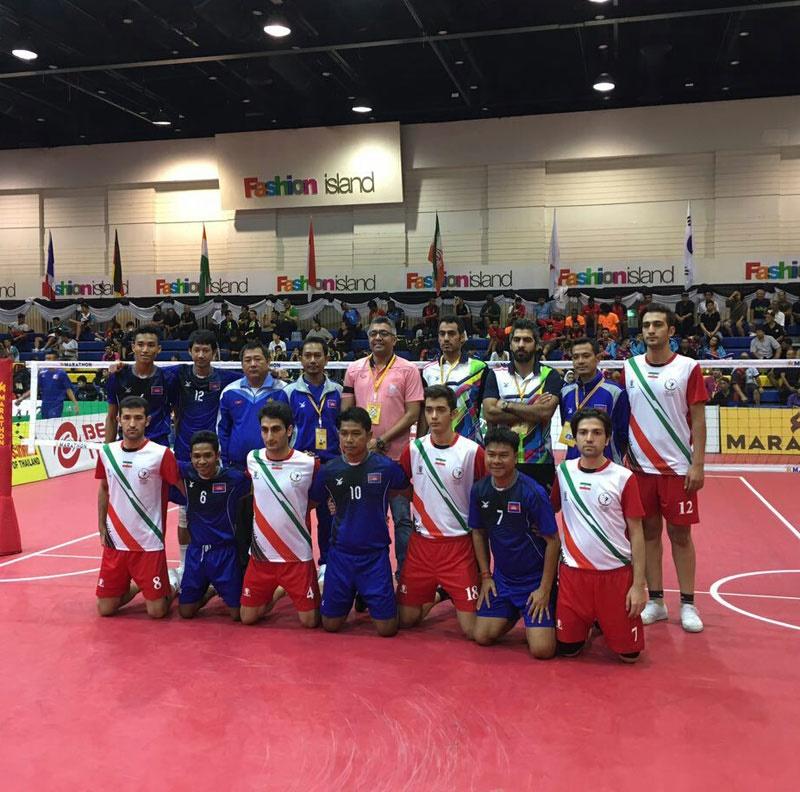 Iran Rego Team