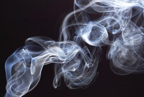 دود سیگار محیطی خطر سکته مغزی را میافزاید