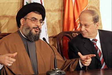 قدر دانی میشل عون از سید حسن نصرالله به خاطر کمک به حل بحران ریاستجمهوری لبنان