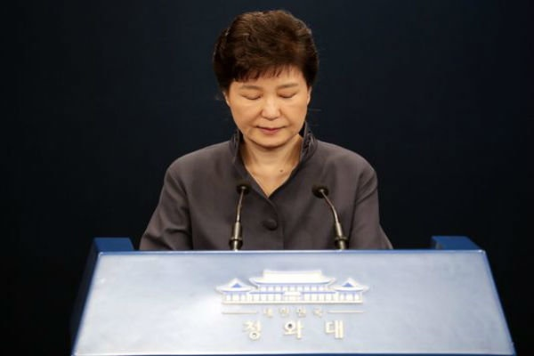 عذرخواهی رئیس جمهور کره جنوبی از مردم این کشور