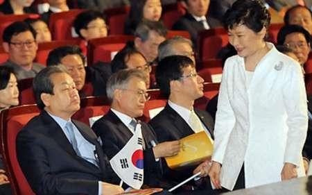 دستور رئیس جمهوری کره جنوبی به ۱۰ مشاور ارشد خود | استعفا دهید