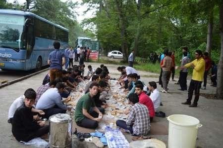اردوهای دانشجویی خارج کشور ممنوع شد | تخلف همراه داشتن ساز