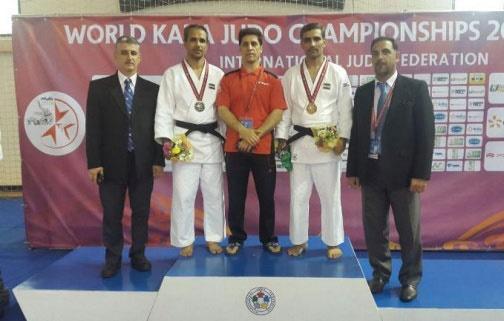 نایب قهرمانی کاتاروهای ایران در رقابتهای جهانی کاتا جودوی مالت