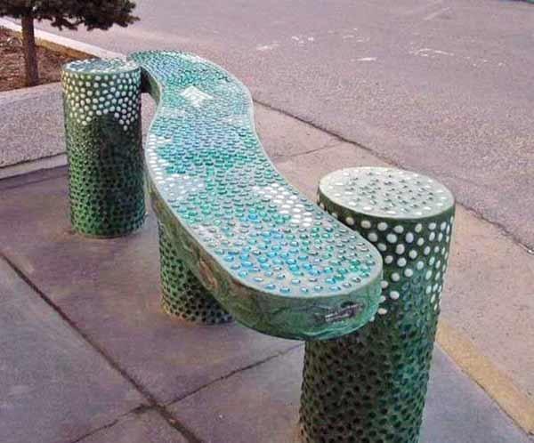 تولید مبلمان شهری