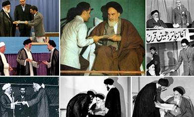 آشنایی با تاریخچه تنفیذ حکم ریاستجمهوری در ایران