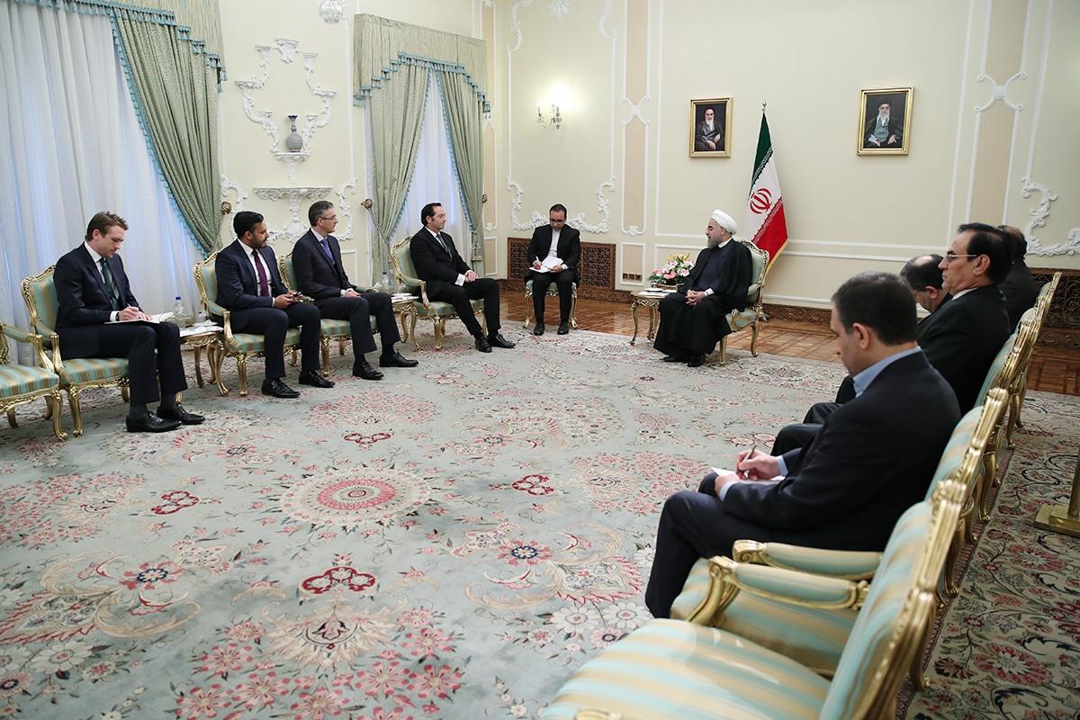 روابط تهران - لندن میتواند با فعال شدن ظرفیتهای موجود شتاب بگیرد