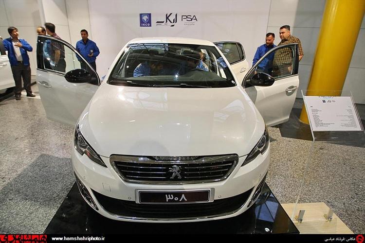 نشست مشترک ایران خودرو و خودروسازی پژو سیتروئن