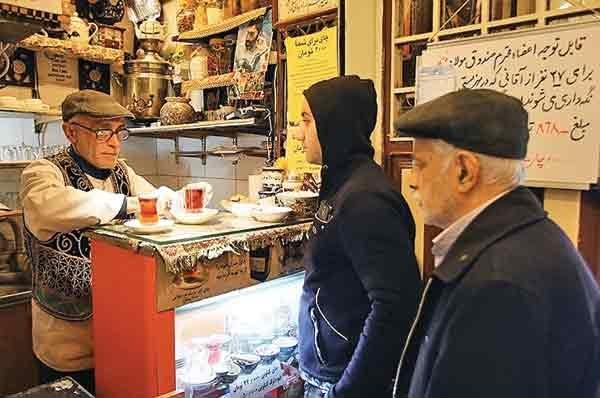 ثبت کوچکترین قهوهخانه جهان در فهرست میراث ناملموس ایران
