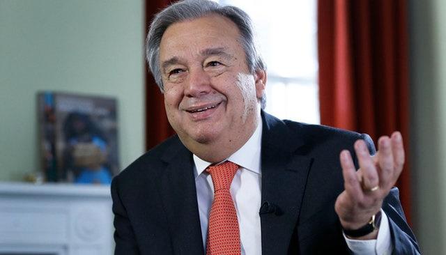 دبیرکل منتخب سازمان ملل دوست صمیمی اسرائیل است