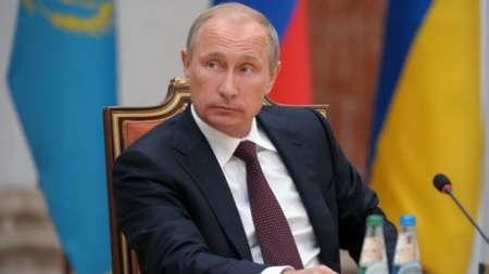 پوتین: غرب از من هراس دارد