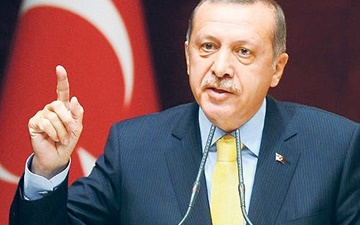 صدای طبل جنگ با رؤیای اردوغان برای امپراتوری عثمانی