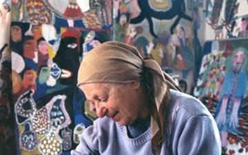 مکرمه قنبری | این زن ایرانی چگونه به شهرت جهانی رسید؟