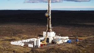 تلاش ایسلند برای تولید برق از آتشفشان