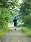پیاده روی بعد از شام، بیشترین فایده را برای دیابتیها دارد