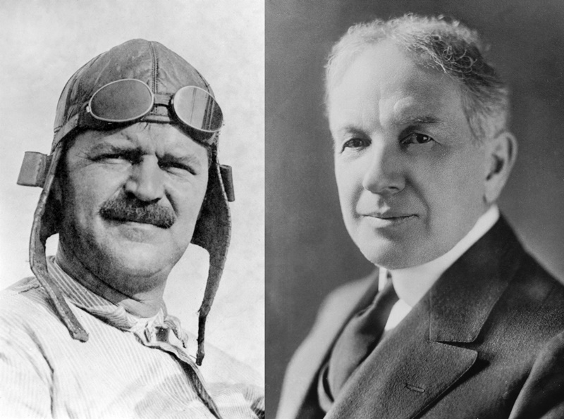 louis chevrolet and william durant