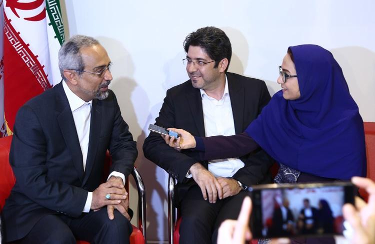گفتوگوی همشهریآنلاین با رئیس دفتر رییس جمهور