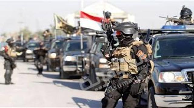 نیروهای عراقی وارد منطقه التحریر در موصل شدند