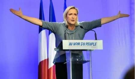 تلاش مارین لوپن برای پیروزی در انتخابات فرانسه به سبک ترامپ
