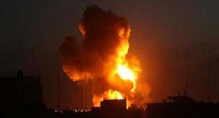 عربستان چند شهر یمن را بمباران کرد