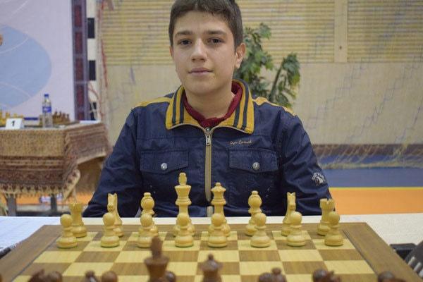 صادق نادری قهرمان بخش آزاد شطرنج آماتورهای آسیا شد