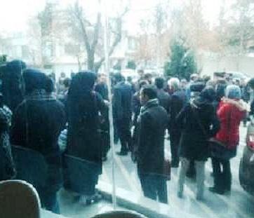 لغو سخنرانی مطهری در مشهد