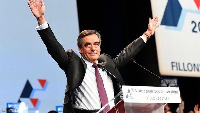 شکست سارکوزی در انتخابات درون حزبی جمهوریخواهان | فیون اول شد