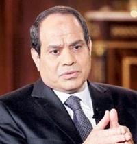 السیسی: از ارتش سوریه در مقابل تروریستها حمایت میکنیم