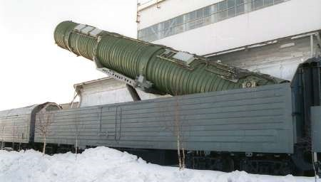 موشک قطار اتمی روسیه به مرحله آزمایشی رسید