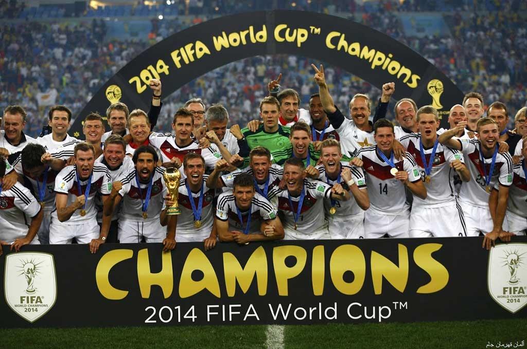 جام جهانی ۲۰۱۴