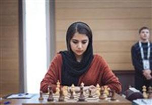 درخشش خادمالشریعه در شطرنج گرندپری بانوان جهان