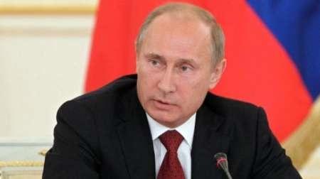 هشدار پوتین به غرب | بازی منطقه ای با تروریست ها خطرناک است