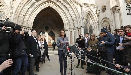 England High Court