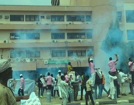حمله نیروهای امنیتی نیجریه به شیعیان   ۴ نفر زخمی شدند