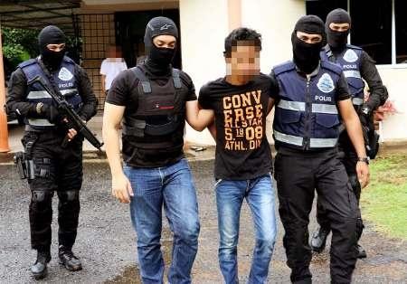 بازداشت ۲ تروریست داعش در فرودگاه مالزی